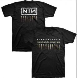 Nine Inch Nails - The Downward Spiral - T-shirt (Men)