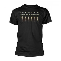Nine Inch Nails - The Downward Spiral - T-shirt (Men)