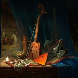 Nine Treasures - Arvan Ald Guulin Honshoor - CD DIGIPAK