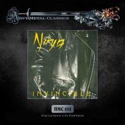 Ninja - Invincible - CD
