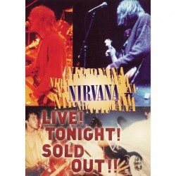 Nirvana - Live! Tonight! Sold Out!! - DVD