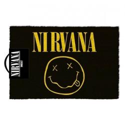 Nirvana - Smiley - DOORMAT