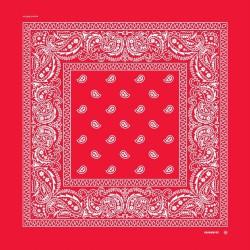 Classic Red - Bandana