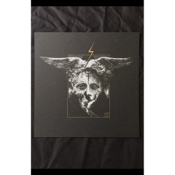 Thanatos - Serigraphy