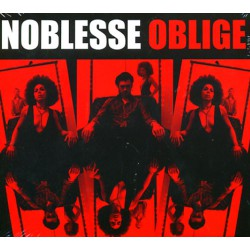 Noblesse Oblige - In Exile - CD DIGIPAK