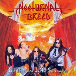Nocturnal Breed - No Retreat... No Surrender - LP