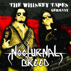 Nocturnal Breed - The Whiskey Tapes Germany - CD