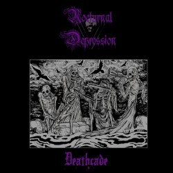 Nocturnal Depression - Deathcade - CD DIGIPAK
