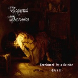 Nocturnal Depression - Soundtrack For A Suicide - Opus II - CD DIGIPAK