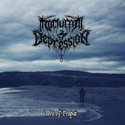 Nocturnal Depression - Tides Of Despair - CD DIGIPAK