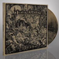 Nocturnal Graves - Titan - LP Gatefold Coloured + Digital