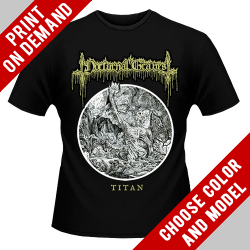 Nocturnal Graves - Titan - Print on demand