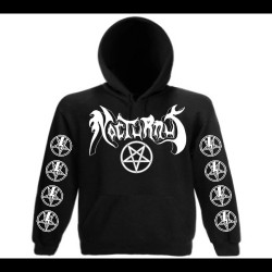 Nocturnus - Nocturnus - Hooded Sweat Shirt (Men)