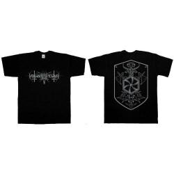 Nokturnal Mortum - Goat Horns Logo - T-shirt (Men)