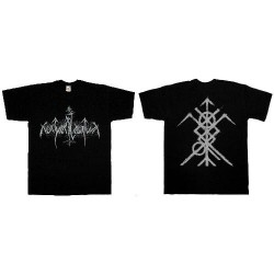 Nokturnal Mortum - New Logo - T-shirt (Men)