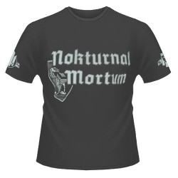 Nokturnal Mortum - Slavic Heroes (grey) - T-shirt (Men)