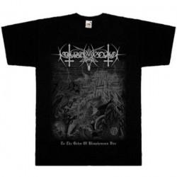 Nokturnal Mortum - To The Gates Of Blasphemous Fire - T-shirt (Men)
