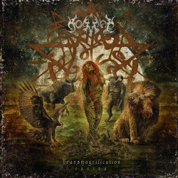 Nomad - Transmogrification - Partus - CD