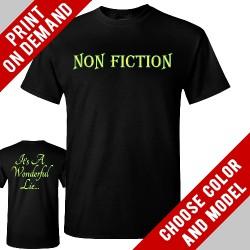 Non Fiction - It's A Wonderful Lie - Print on demand