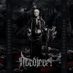 Nordjevel - Necrogenesis - DOUBLE LP GATEFOLD COLOURED