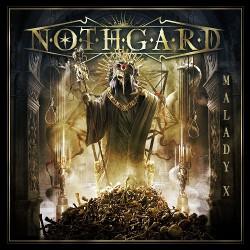 Nothgard - Malady X - CD DIGIPAK