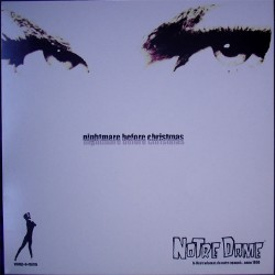 Notre Dame - Nightmare Before Christmas - LP