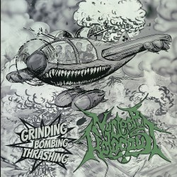 Nuclear Holocaust - Grinding Bombing Thrashing - CD