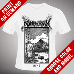 Numenorean - Home (white) - Print on demand