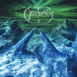 Obituary - Frozen In Time - LP COLOURED