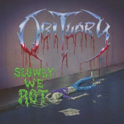 Obituary - Slowly We Rot - CD DIGIPAK