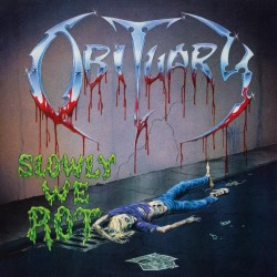 Obituary - Slowly We Rot - LP