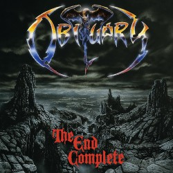 Obituary - The End Complete - CD DIGIPAK