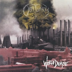 Obituary - World Demise - CD DIGIPAK