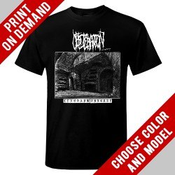 Obliteration - Cenotaph Obscure - Print on demand