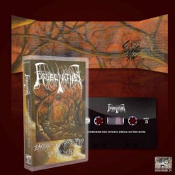 Obsecration - Onwards The Mystic Paths Of The Dead - CASSETTE