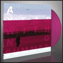 Obsidian Kingdom - A Year With No Summer - LP Gatefold Coloured