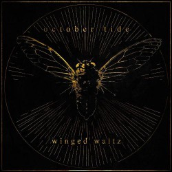October Tide - Winged Waltz - CD DIGIPAK