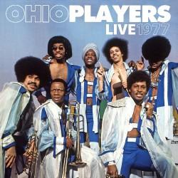 Ohio Players - Live 1977 - CD DIGIPAK