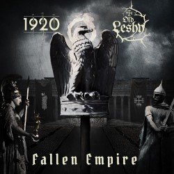 Old Leshy - 1920 - Fallen Empire - CD DIGIPAK