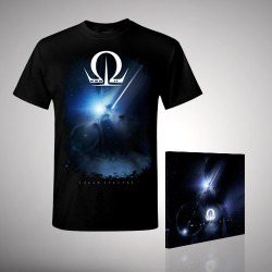Omega Infinity - Solar Spectre - CD DIGIPAK + T-shirt bundle (Men)