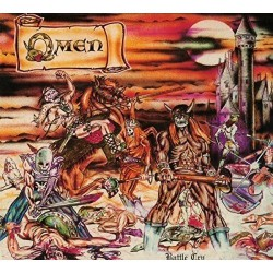 Omen - Battle Cry - CD DIGISLEEVE