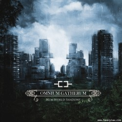 Omnium Gatherum - New World Shadows - DOUBLE LP Gatefold