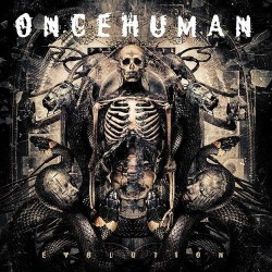 Once Human - Evolution - CD DIGIPAK