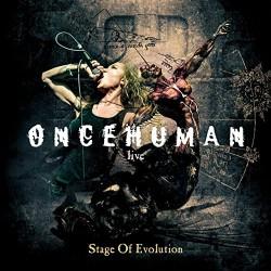 Once Human - Stage Of Evolution - CD DIGIPAK