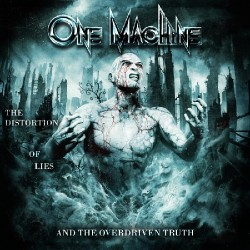 One Machine - The Distortion of Lies and the Overdriven Truth - CD DIGIPAK