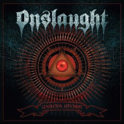 Onslaught - Generation Antichrist - CD DIGIPAK