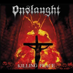 Onslaught - Killing Peace - CD DIGIPAK