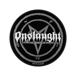 Onslaught - Pentagram - Patch