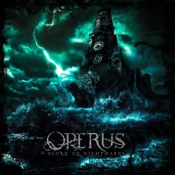 Operus - Score Of Nightmares - CD