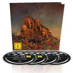 Opeth - Garden Of The Titans - 2CD / DVD / BLU-RAY EARBOOK
